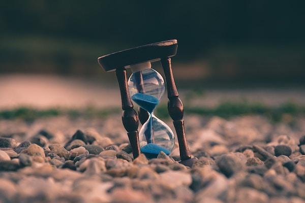時間の重要性【時間は有限】